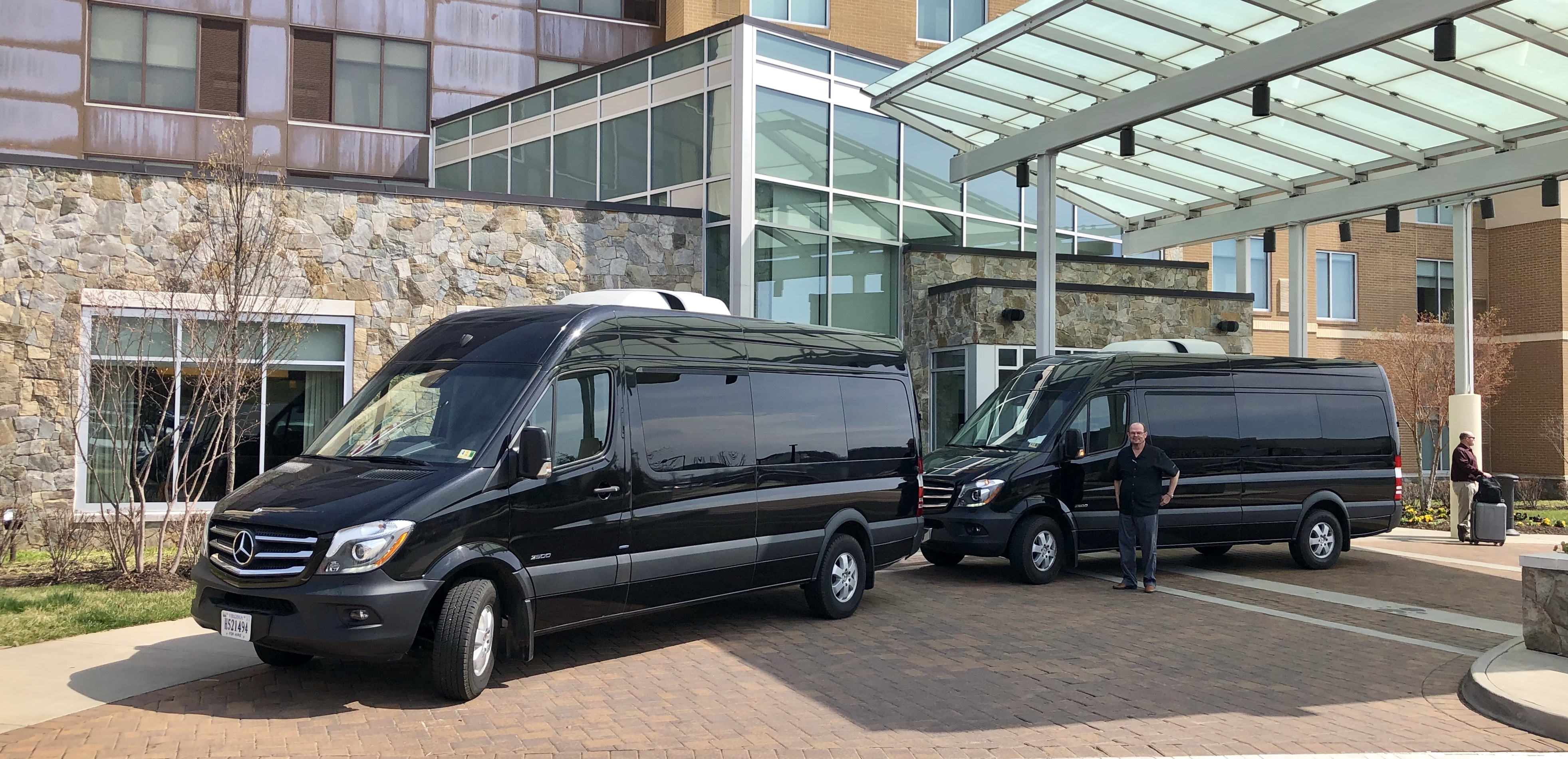 corporate transportation charlottesville